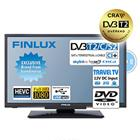 "Finlux TV22FDMA4760 (22"" T2 SAT,DVD,12V) - Travel TV"